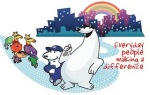 Polar Bear Pirates and their quest to reach fat city…
